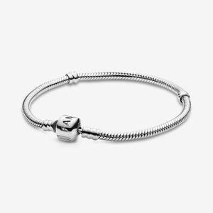 Pandora Snake Chain Silver Bracelet